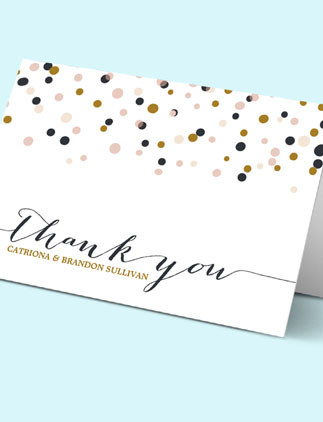 Wedding <br /> Thank You Cards