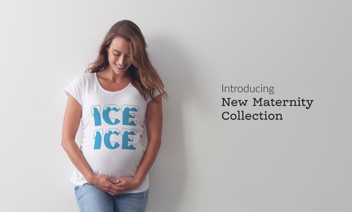 Introducing New Maternity Collection - Maternity Shirts & Tops