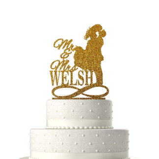 Personalized Cake Toppers for Wedding Decoration11