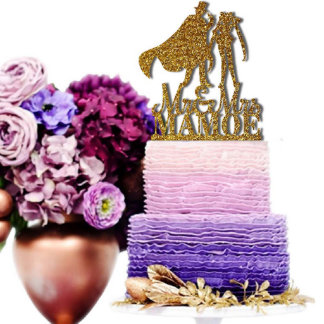 Personalized Cake Toppers for Wedding Decoration10