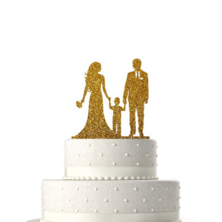 Wedding Decoration Cake Topper for Special Event