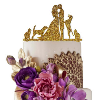 Cake Toppers Wedding Decoration for Special Event