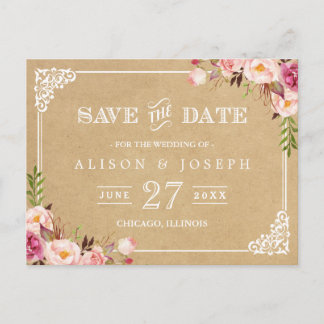 Rustic Wedding Save The Date Gifts T Shirts Art