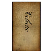 Eclectic Vintage Business Card Zazzle Com Au