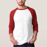 "<p>Hit a home-run with this classic 3/4 sleeve baseball t-shirt. It has a white or ash body with contrasting sleeves and collar. We've double-needle stitched both the bottom and sleeve hems of this raglan jersey for long-lasting quality.</p> <p>Size & Fit<p> <ul> <li>Model is 6'2""/188 cm and wearing a Medium</li> <li>Standard fit</li> <li>Runs true to size</li> </ul> <p>Fabric & Care</p> <ul> <li>5.5 oz. pre-shrunk 100% heavyweight cotton construction</li> <li>Raglan 3/4 sleeves. Double-needle stitched bottom and sleeve hems</li> <li>Imported</li> <li>Machine wash</li> </ul>"