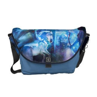The Dreaming Messenger Bag