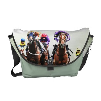 Sport of Kings Messenger Bag