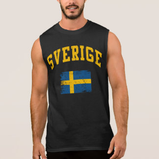 Sverige Sleeveless Shirt