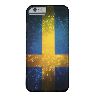 Sverige; Sweden Flag Barely There iPhone 6 Case