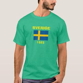 Sverige Sweden Flag Shirt
