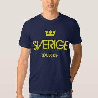 Sverige (Sweden) Göteborg 1 crown Shirts