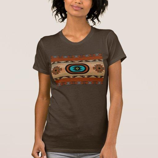 SW Indian Motif Tshirts