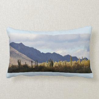 SW Landscape Cotton Lumbar Pillow