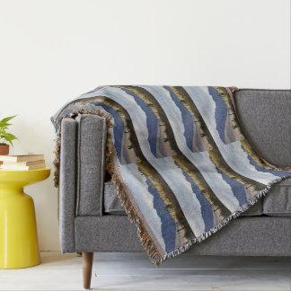 SW Landscape Custom Throw Blanket