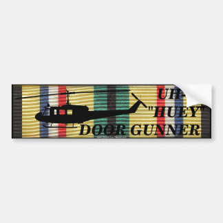 SWA 24th Inf. Div. Huey Door Gunner Sticker