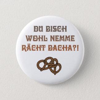 Swabian offense 6 cm round badge