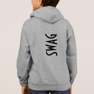 SWAG Boys Zip Hoodie Jacket
