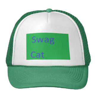 Swag Cat Hat