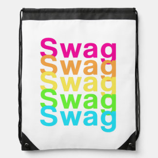 Swag Drawstring Bag