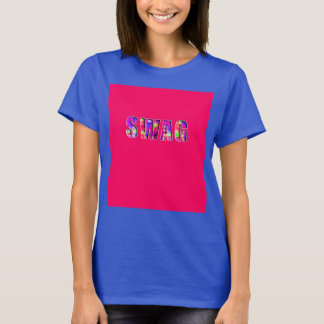 SWAG in Bright Colors T-Shirt
