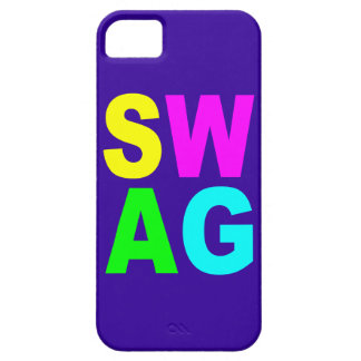 SWAG iPhone 5 COVER