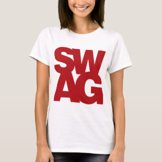 Swag - Red T-Shirt