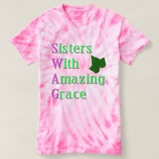 SWAG - Sisters With Amazing Grace T-Shirt