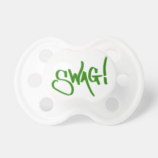Swag Tag - Green Dummy