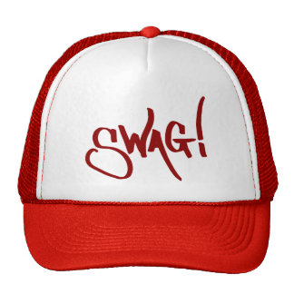 Swag Tag - Red Cap