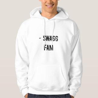 Swagg Fam or die hoody .