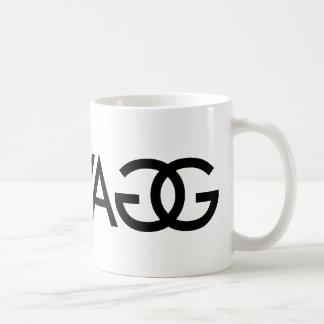 SWAGG, #SWAGG COFFEE MUG
