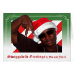 Swaggadelic Greetings Cards