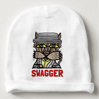 """Swagger"" Baby Cotton Beanie Baby Beanie"