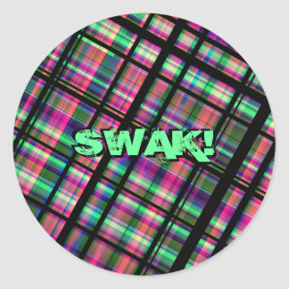 SWAK! Sticker Set