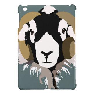 Swaledale Sheep iPad Mini Covers