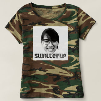Swalley Up Camo Shirt