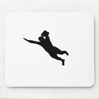 Swallow Dive Mouse Pad