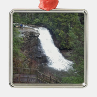 Swallow falls state park in Maryland Metal Ornament
