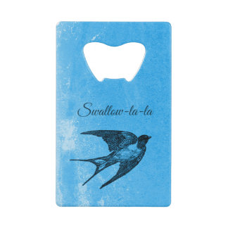 Swallow la-la naughty Valentine's Day