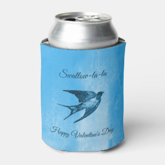 Swallow la-la naughty Valentine's Day Can Cooler