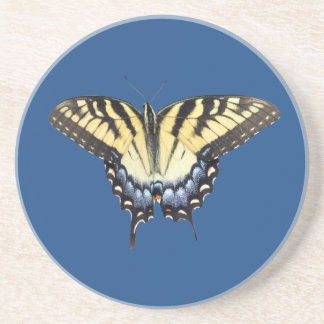 Swallow Tail Butterfly Beverage Coaster