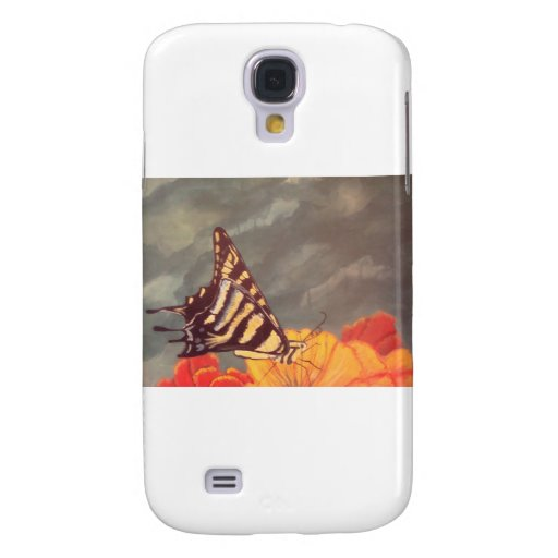 Swallow Tail Butterfly Samsung Galaxy S4 Cover