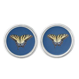 Swallow Tail Butterfly Cufflinks