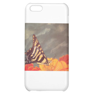 Swallow Tail Butterfly Cover For iPhone 5C