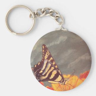 Swallow Tail Butterfly Key Chains