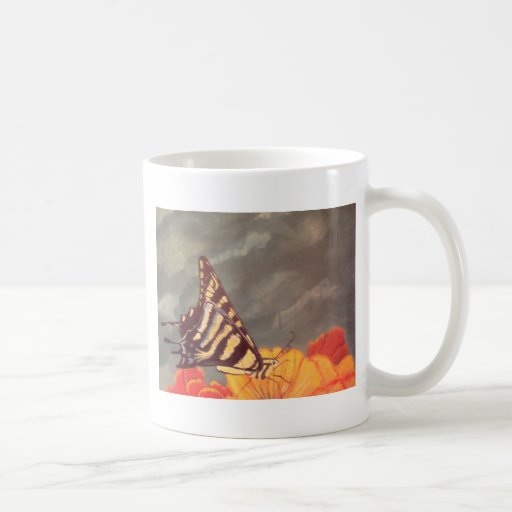 Swallow Tail Butterfly Mugs