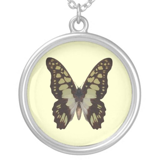 Swallow Tail Butterfly Pendant