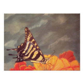 Swallow Tail Butterfly Print