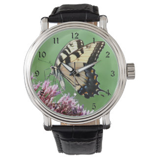 Swallow tail butterfly watches