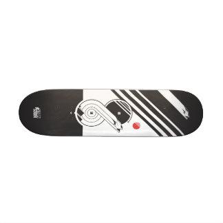 Swallow tail 20 cm skateboard deck